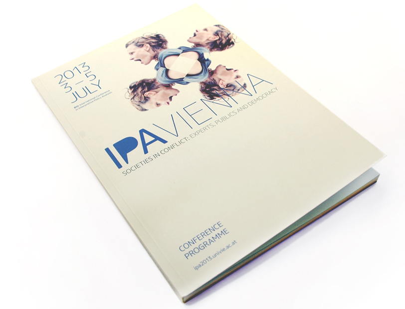 IPA VIENNA 2013 Conference Programme