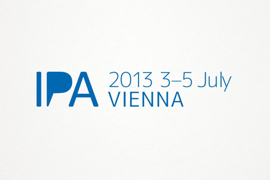 IPA VIENNA 2013 Logo
