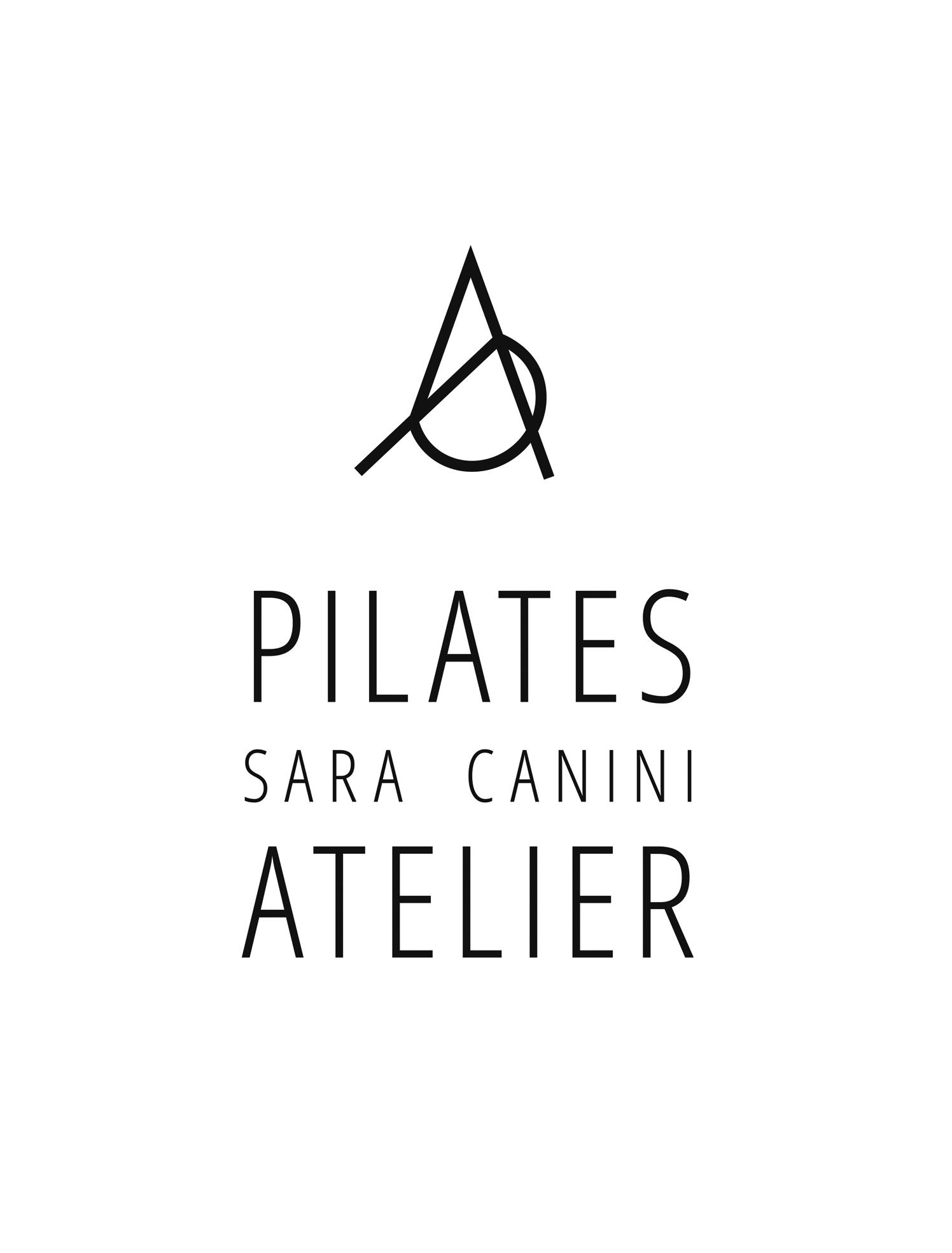 logo pilates atelier